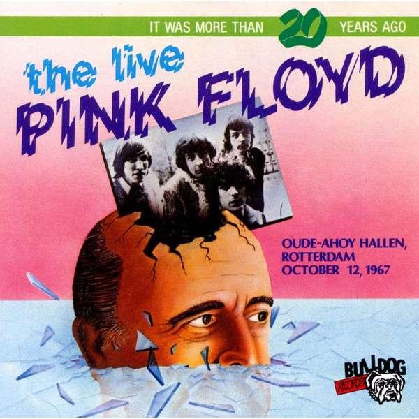 Pink Floyd The Live Pink Floyd - Oude-Ahoy Hallen, Rotterdam, October 12, 1967 - Black Vinyl