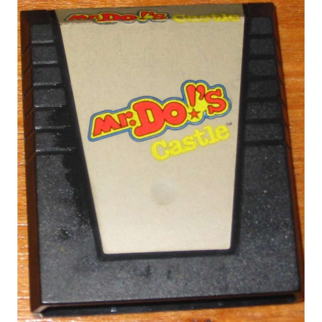 Colecovision - Mr. Do!'s Castle - Parker Brothers Colecovision - Mr. Do!'s Castle - Parker Brothers - Cartridge only - TESTED
