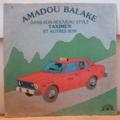 AMADOU BALAKE - Taximen - LP