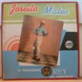 JOSEITO MATEO - El verdadero rey del merengue - LP