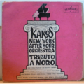 kako's new york after hour orchestra tributo a noro