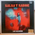 LOS SALSEROS - Salsa y sabor - LP