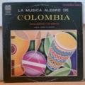 EFRAIN GONZALEZ Y SUS ESTRELLAS - La musica alegre de Colombia - LP