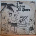 THE SALSA ALL STARS - S/T - Descarga de cueros y vientos - LP