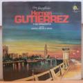 HERNAN GUTIERREZ Y SU ORQUESTA - Con sacrificio - LP