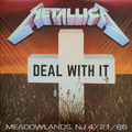 METALLICA - Deal With It (lp) Ltd Edit Colour Vinyl -USA - 33T
