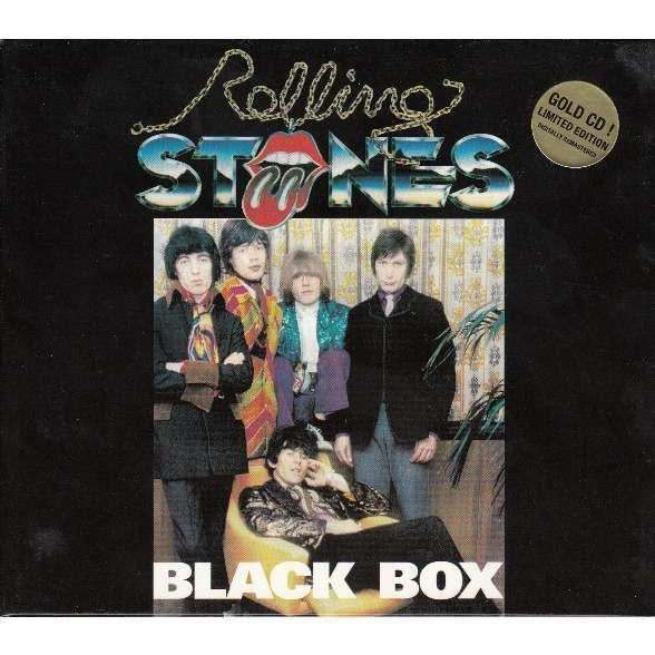 ROLLING STONES BLACK BOX