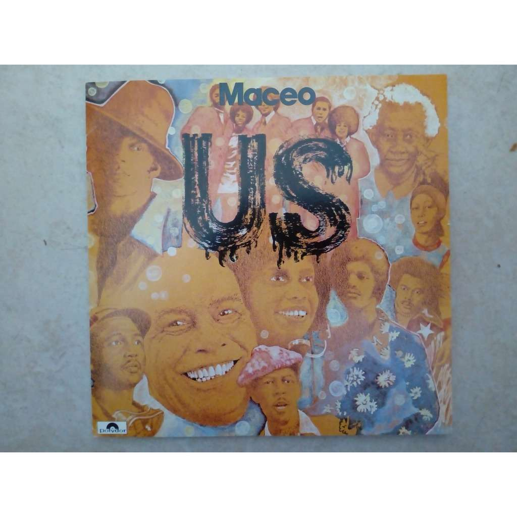 Maceo* - Us Label: P-Vine Records - PCD-1358 Us