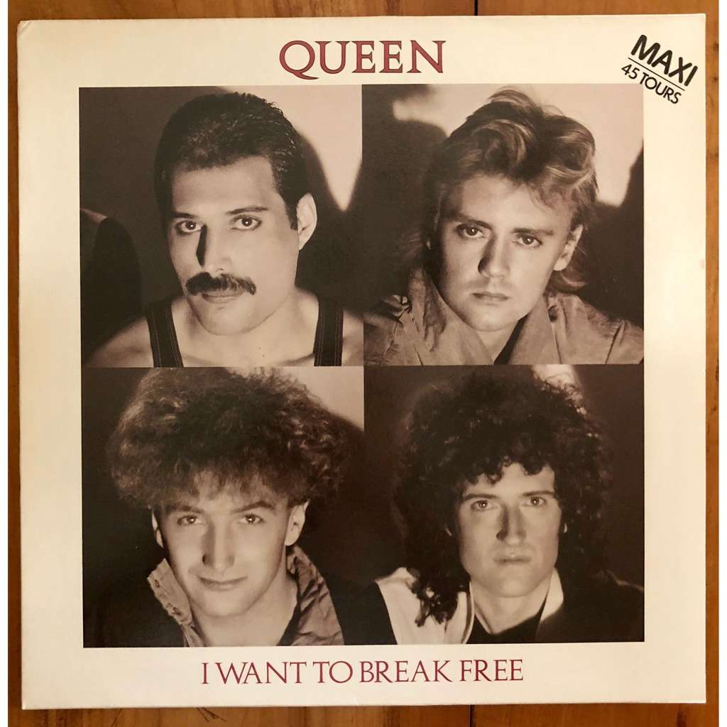 QUEEN i want to break free - machines ( or , back to human's )