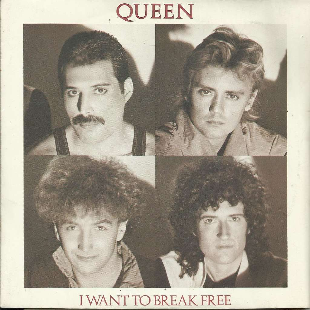 QUEEN i want to break free / machines (or back to humans)