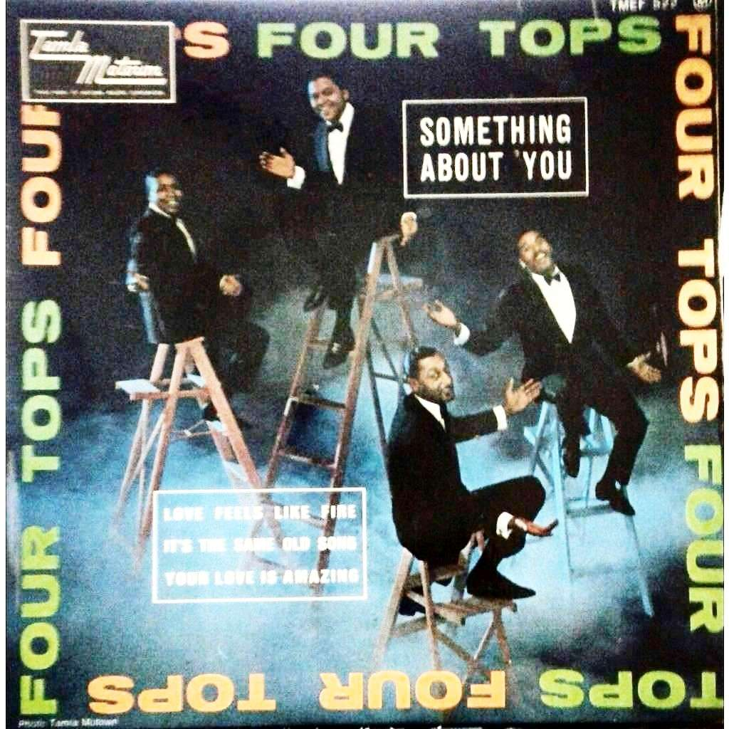 Four Tops ‎ Four Tops ‎