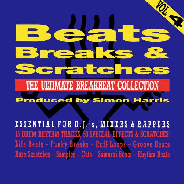 V /A  BEATS , BREAKS & SCRATCHES , vol  4