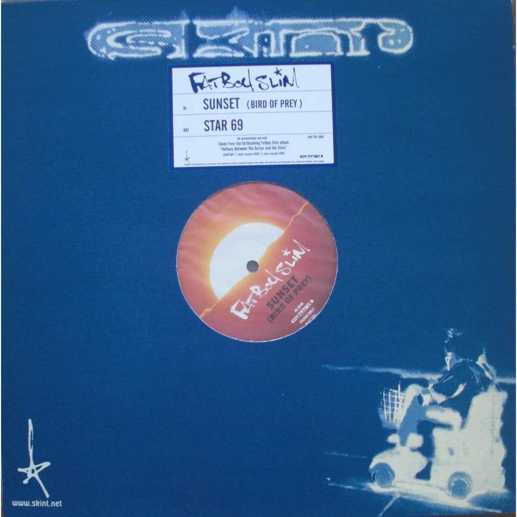Sunset Bird Of Prey Star 69 By Fatboy Slim 12inch With Flaming Ref 119291158