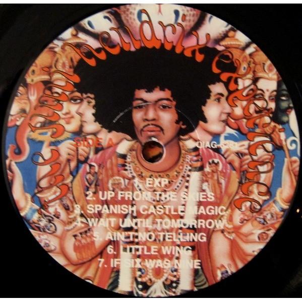 The Jimi Hendrix Experience axis: bold as love (vinyl)
