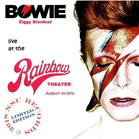 david bowie and mick jagger LIVE RAINBOW THEATER 1972 AUG 19 LTD 2CD