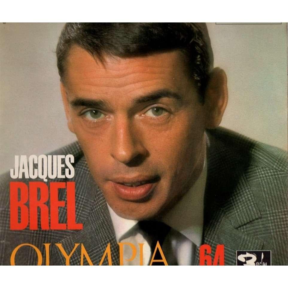 BREL Jacques Olympia 64