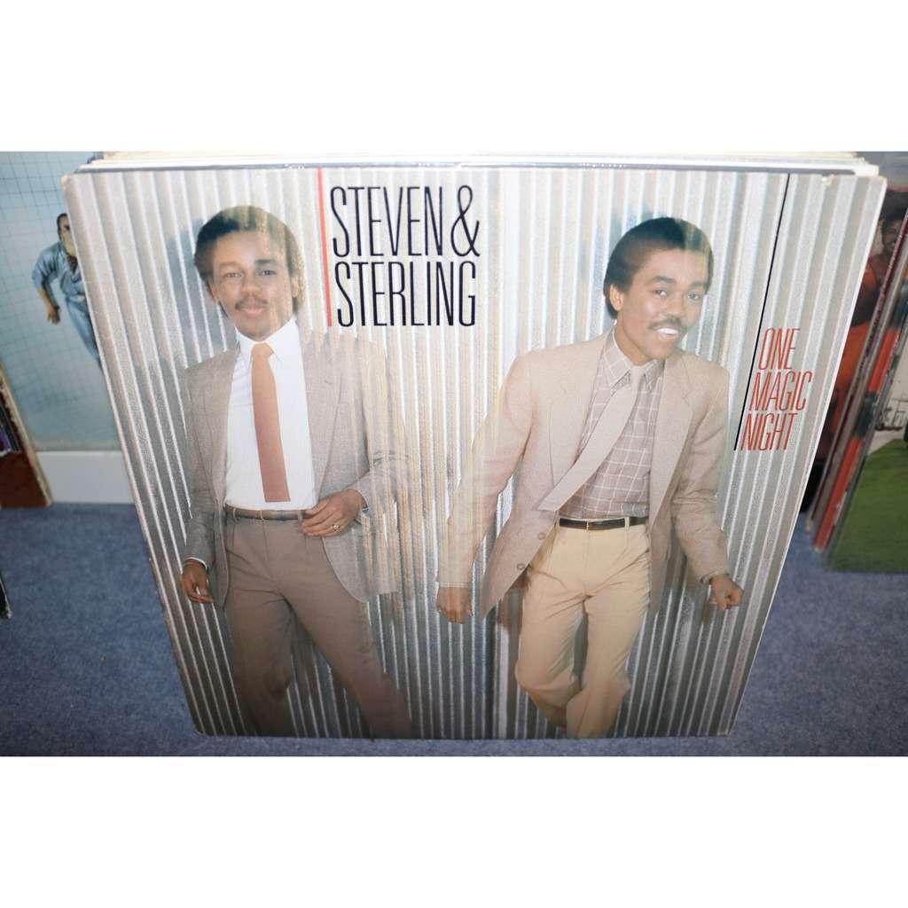 Steven & Sterling One Magic Night