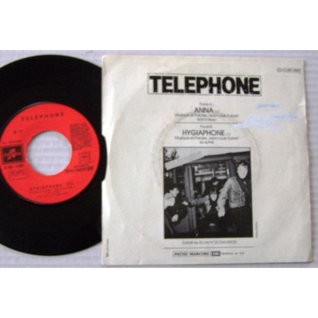 telephone anna