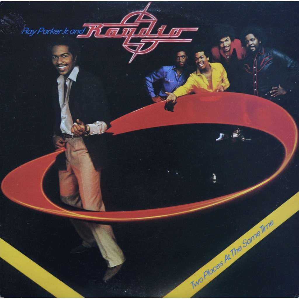 ray parker jr. and raydio two places at the same time