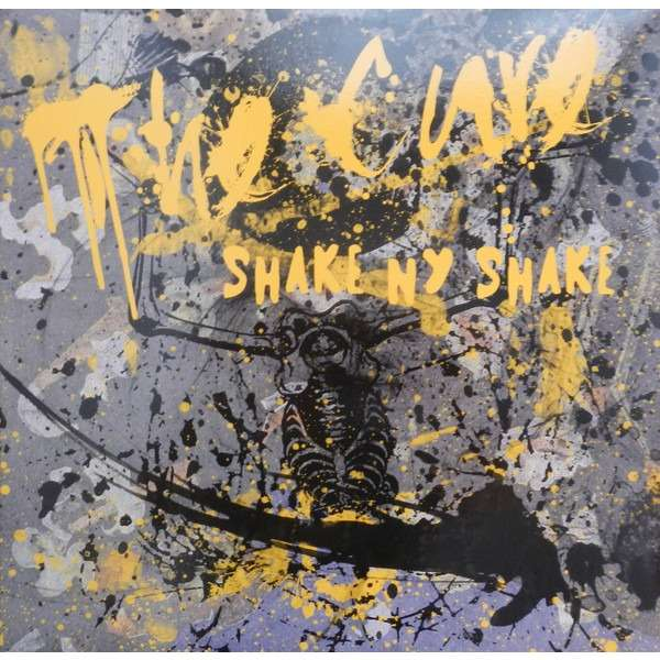 The Cure Shake NY Shake (lp)