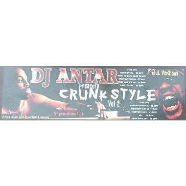 DJ Antar Crunk Style Vol. 2
