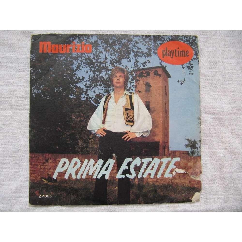 Maurizio Prima Estate