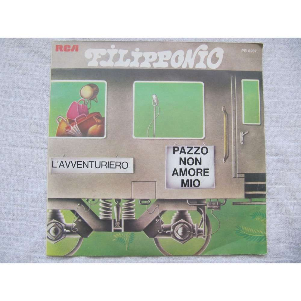 Filipponio Pazzo Non Amore Mio