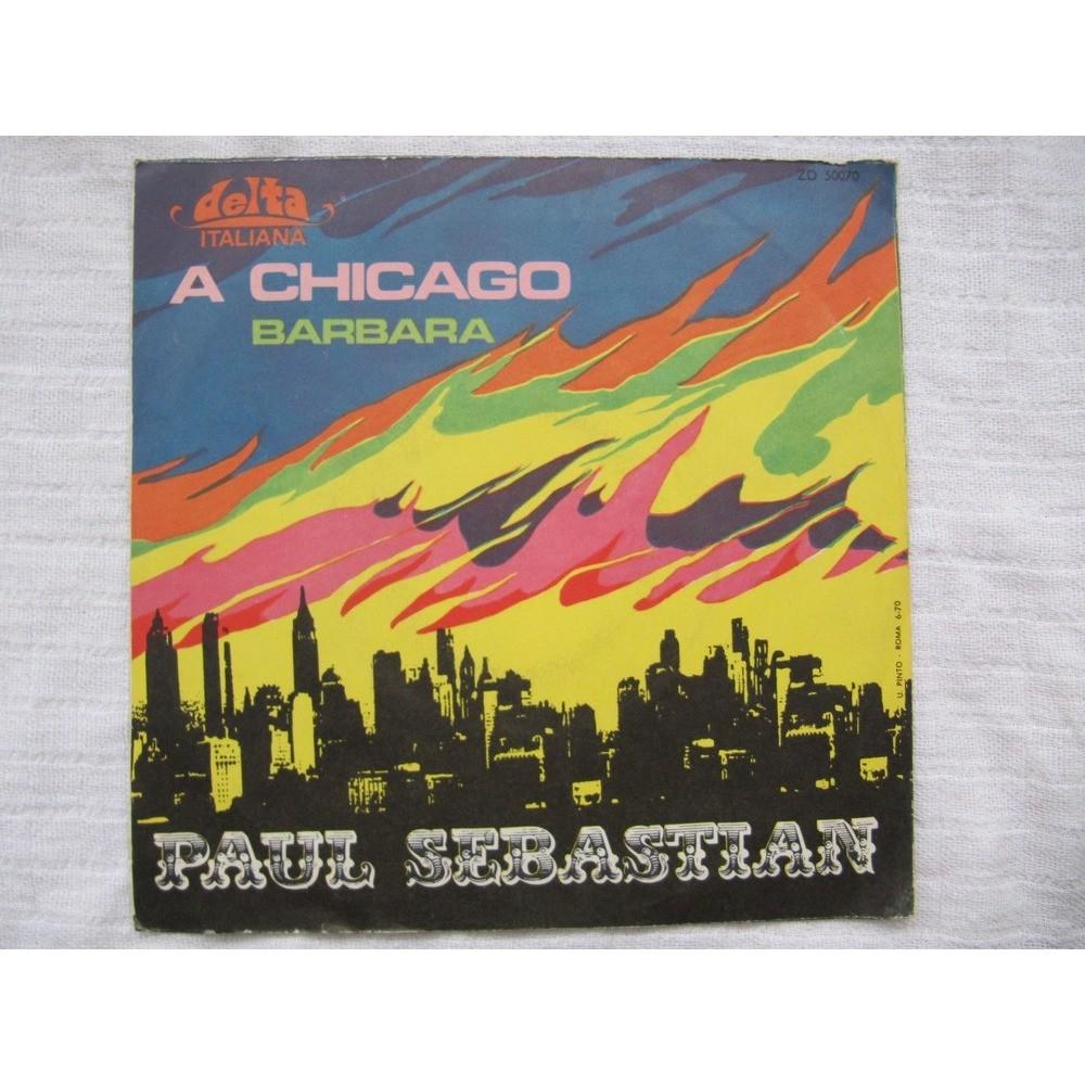Paul Sebastian A Chicago