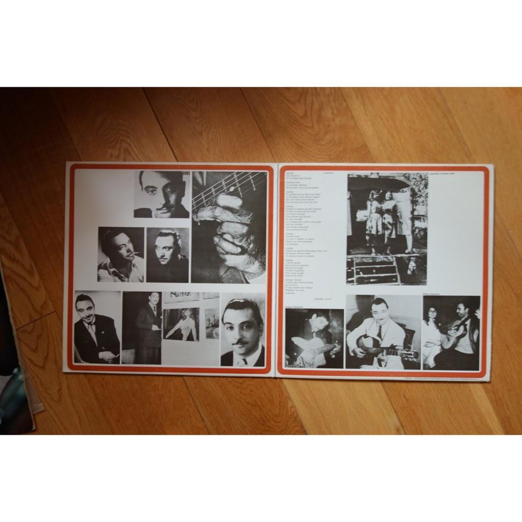 DJANGO REINHARDT DJANGO'S MUSIC.France ( Pochette Ouvrante )