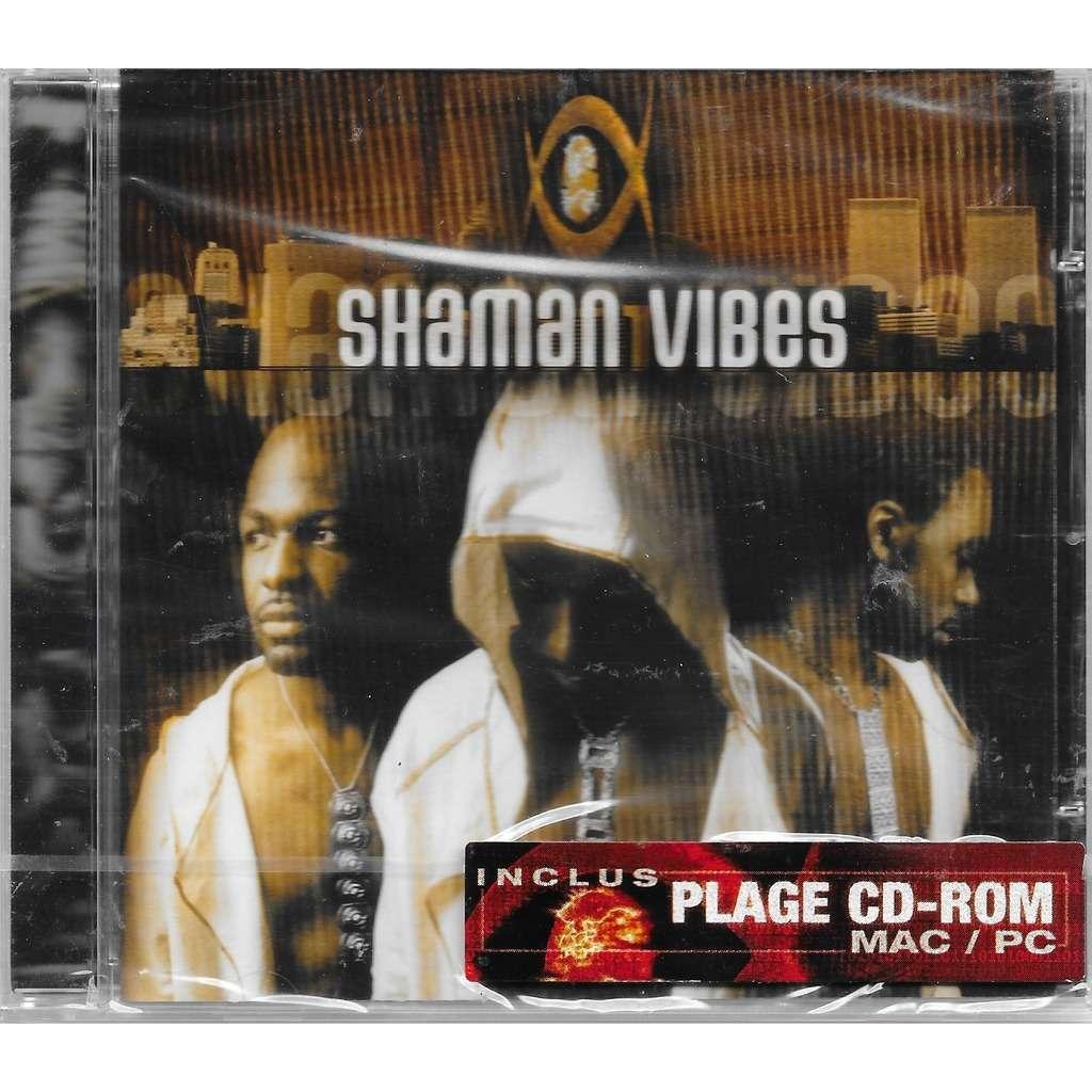 SHAMAN VIBES shaman vibes