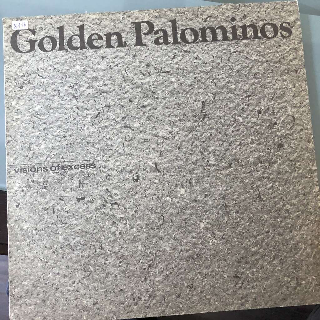 GOLDEN PALOMINOS VISIONS OF.. -REISSUE-