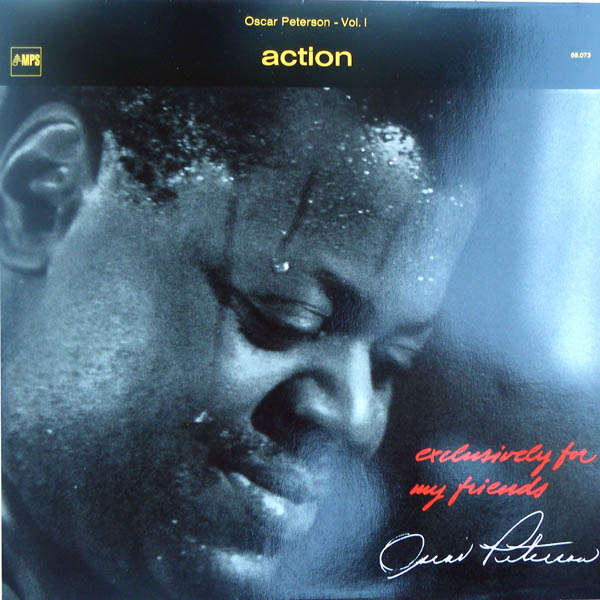 oscar peterson trio Exclusively for my friends