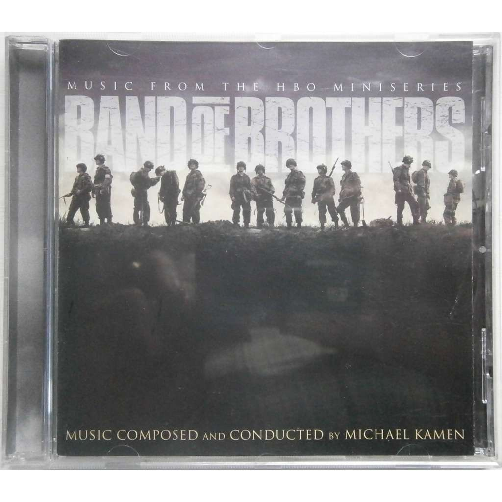 michael kamen band of brothers