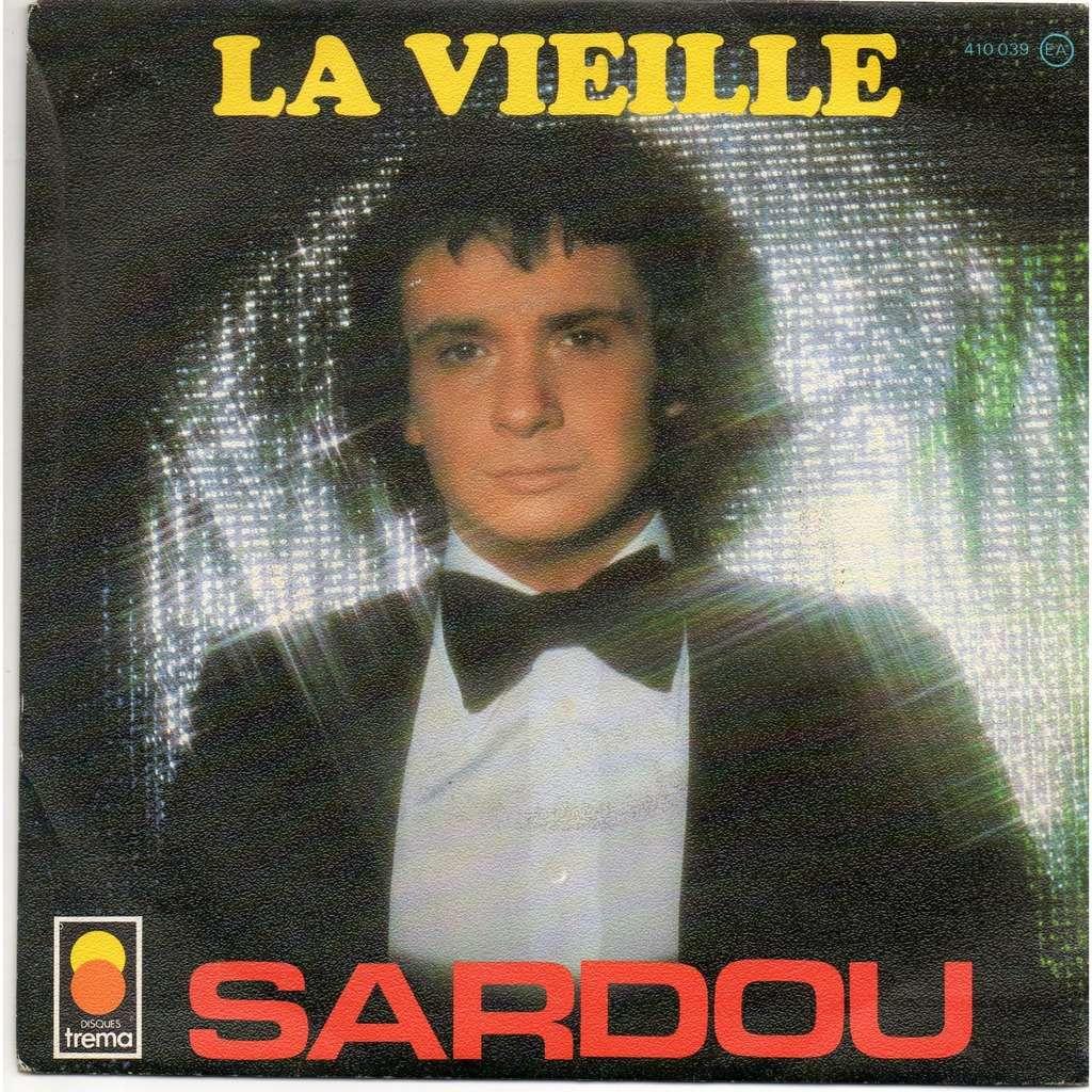 michel sardou La vieille
