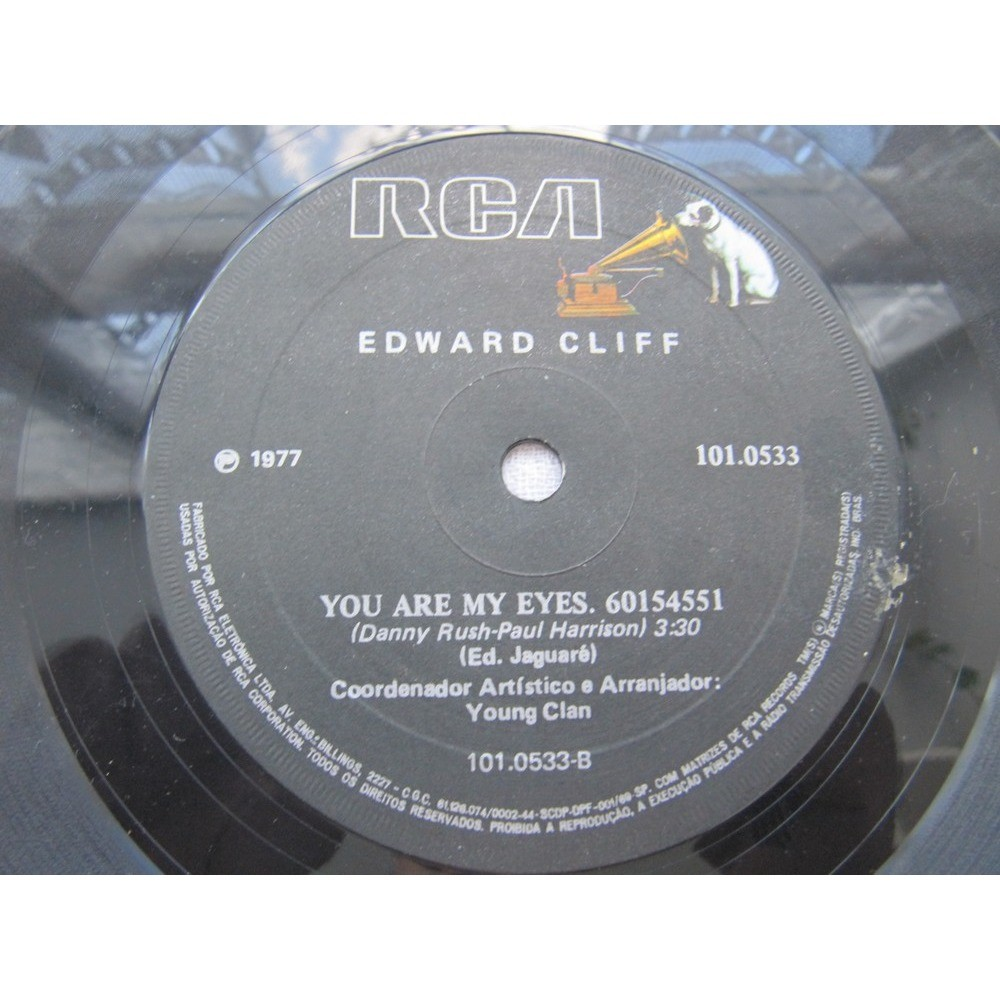 Edward Cliff Summer Love / You Are My Eyes