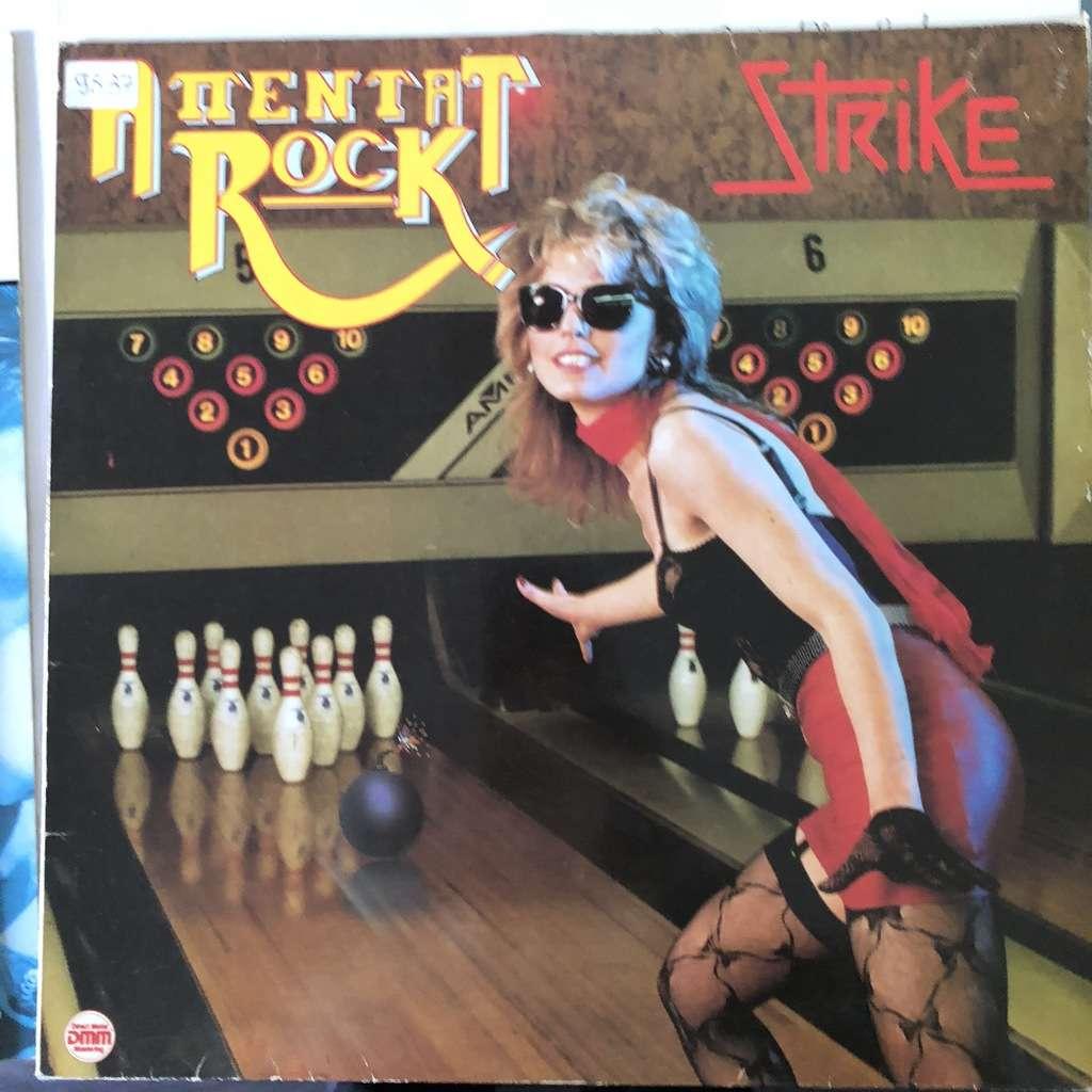 ATTENTAT ROCK Strike 12 tracks