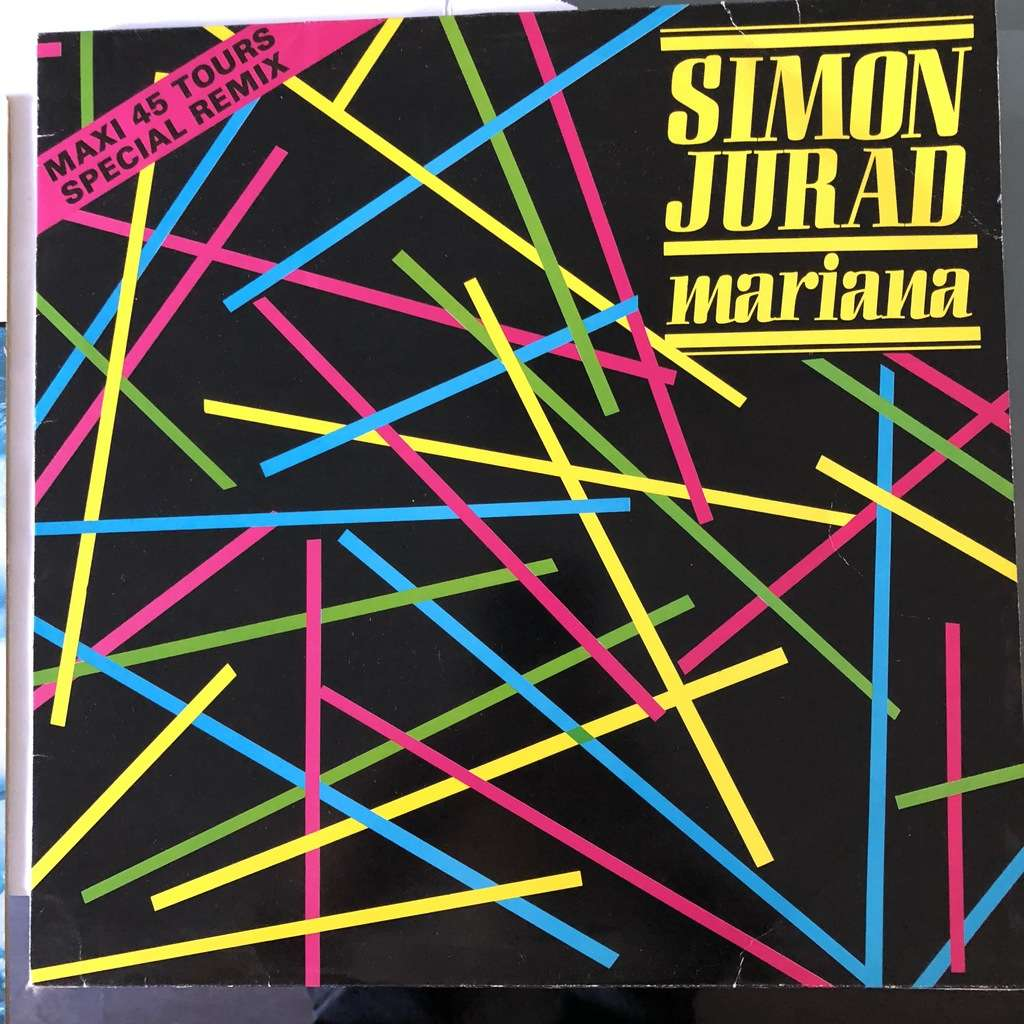 simon jurad mariana / just a single day boogie funk !!