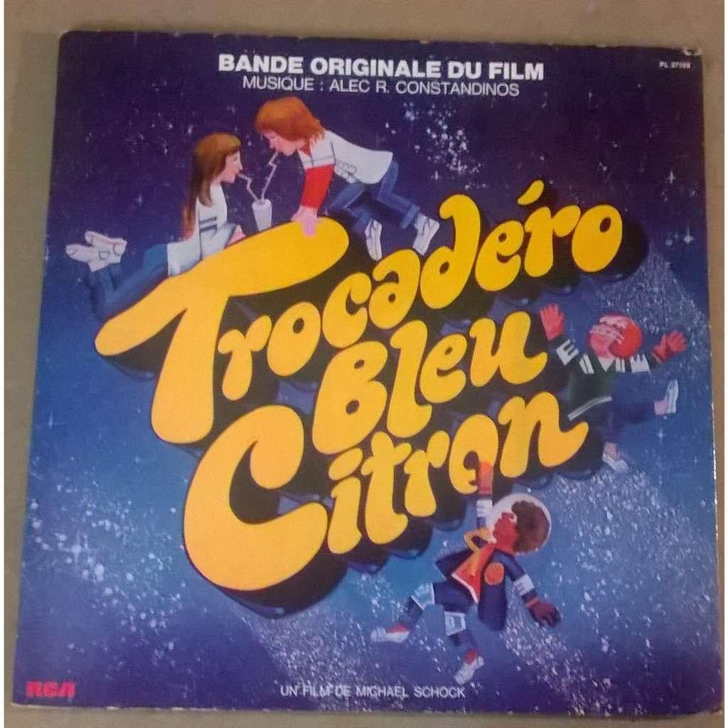 Alec R. Costandinos Trocadéro Bleu Citron