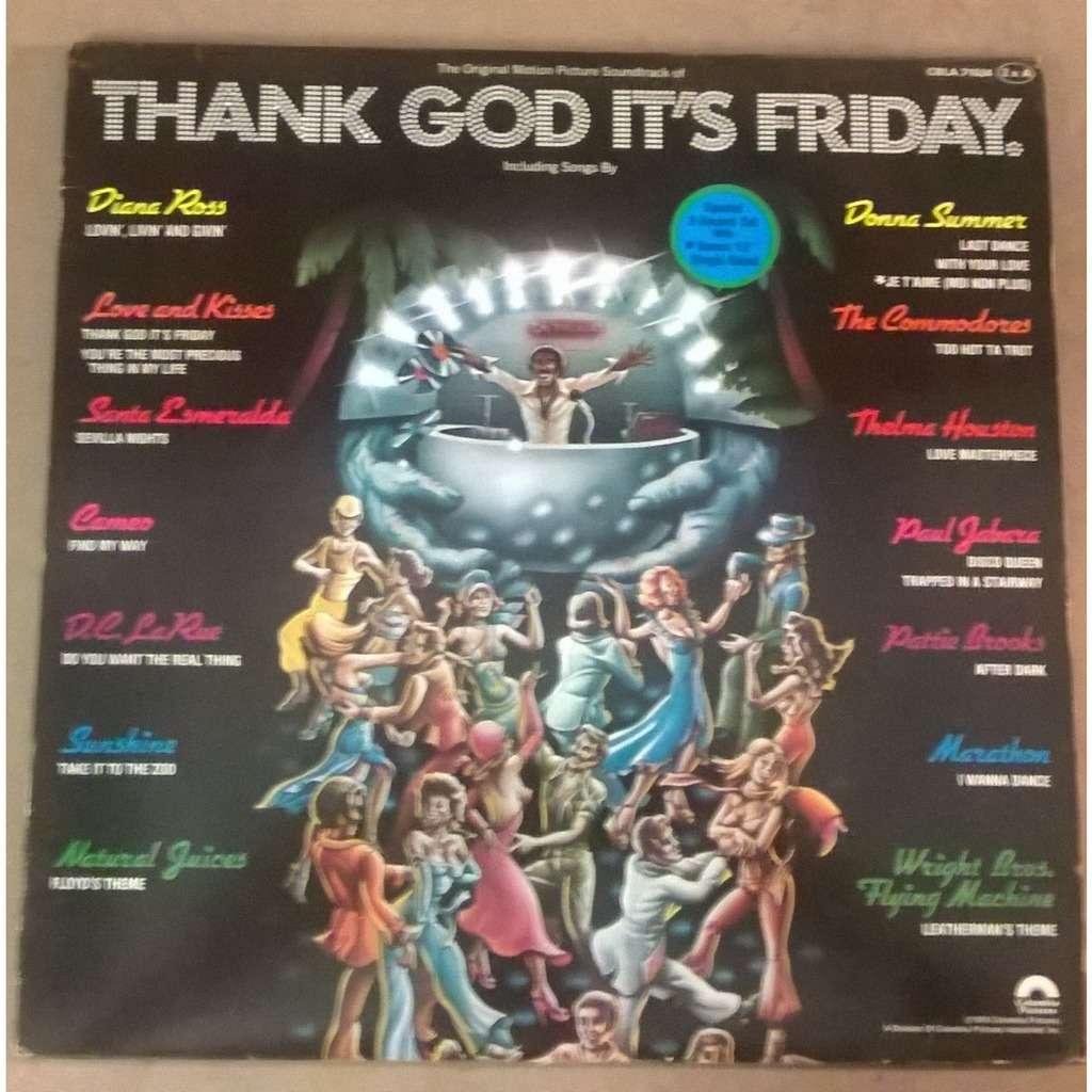 Various Thank God It's Friday