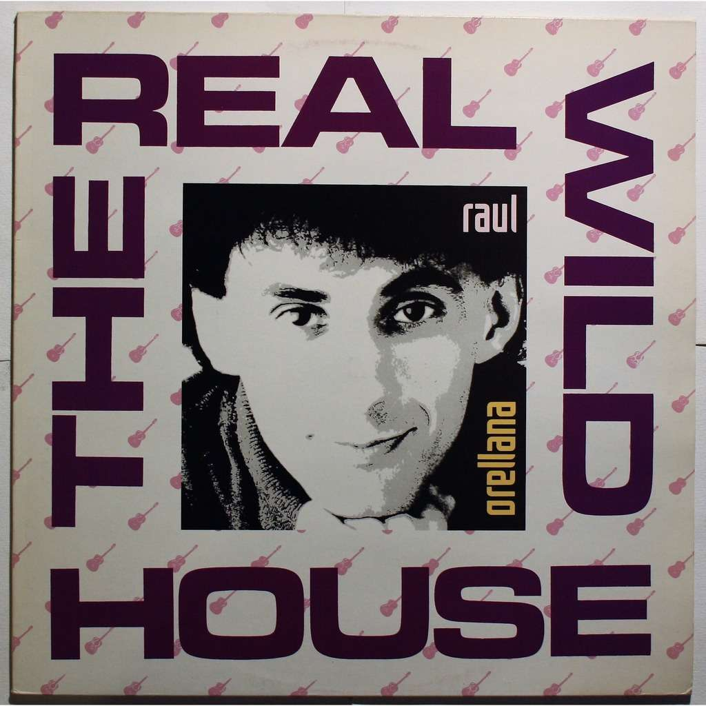 Raul Orellana The real wild house