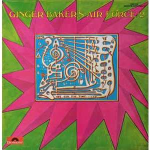 ginger baker's air force / 2 privilege