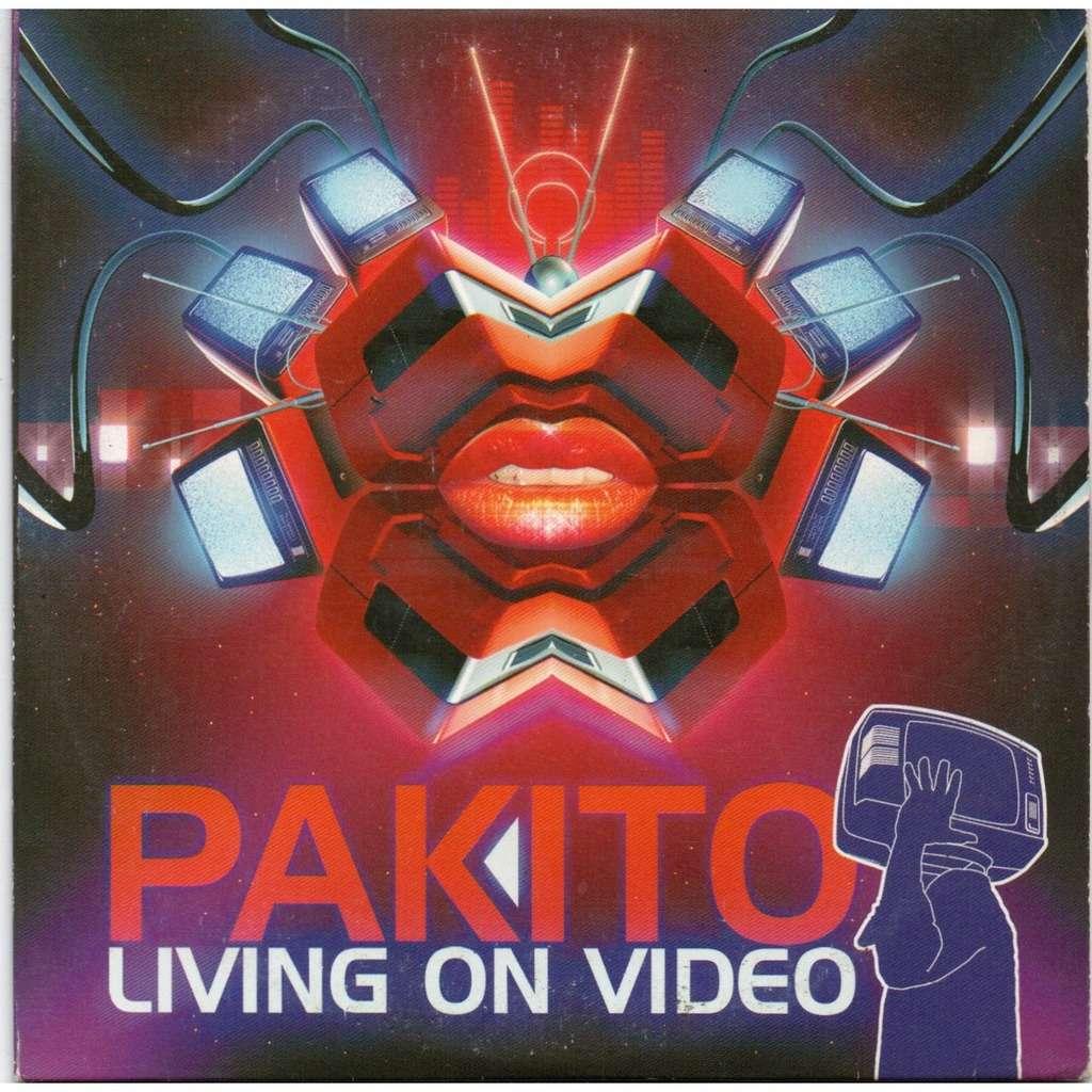 pakito living on vidéo