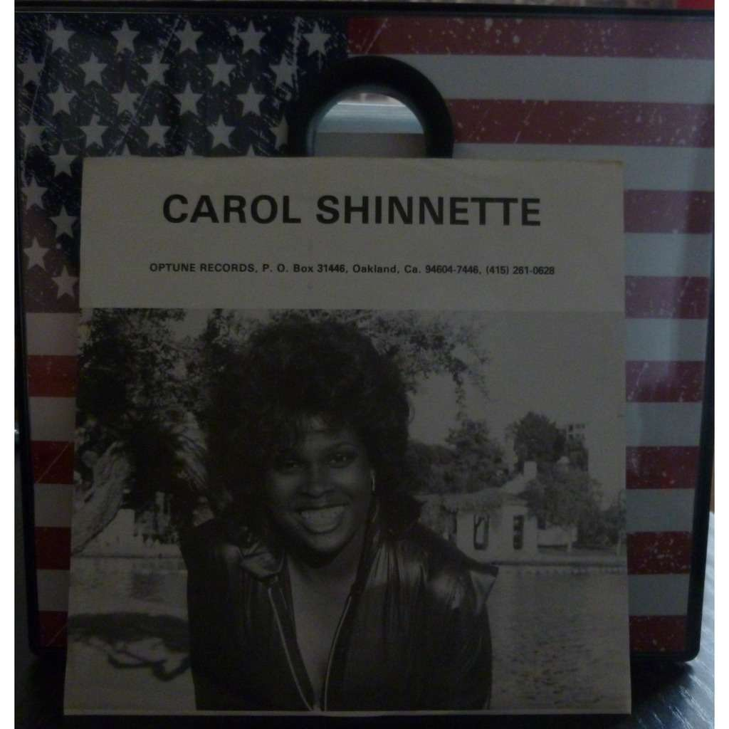 carol shinnette handsome man / if you ( i 'll change your mind )