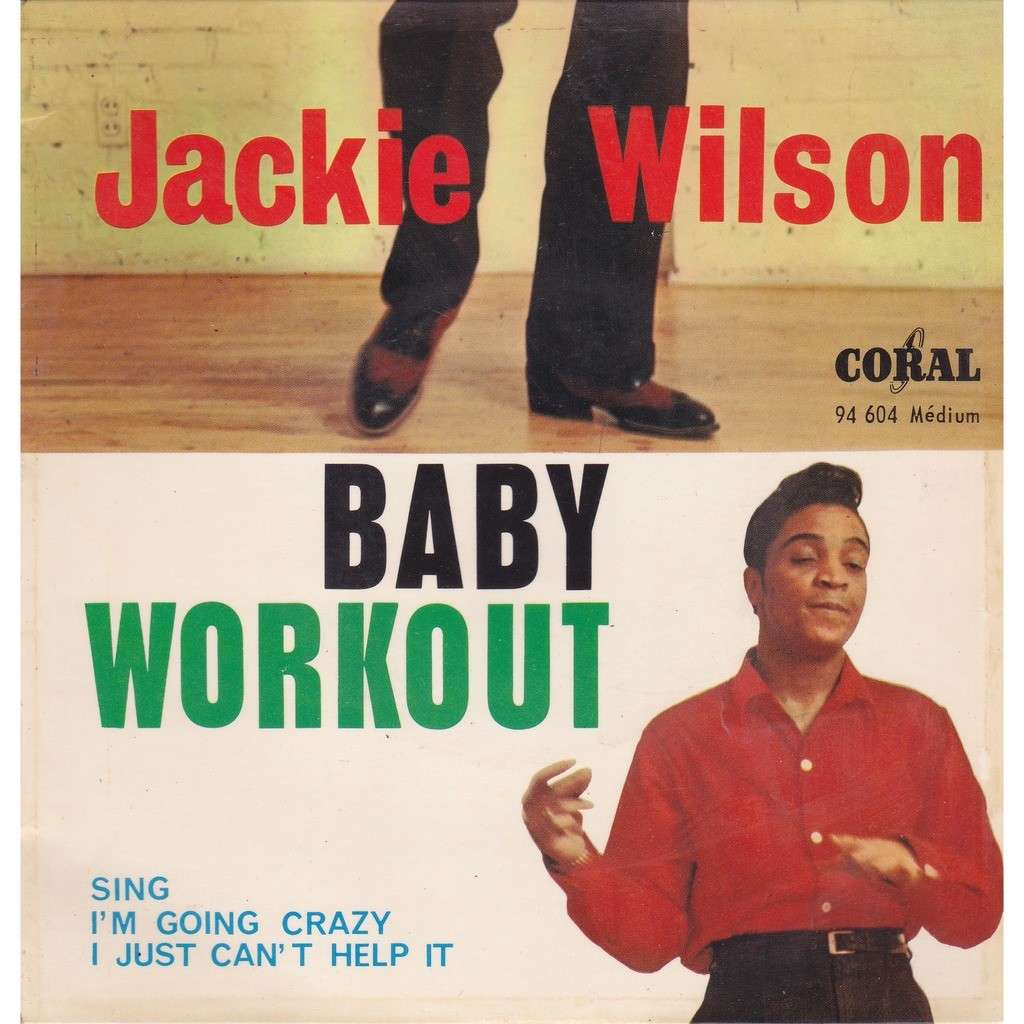 jackie wilson baby workout