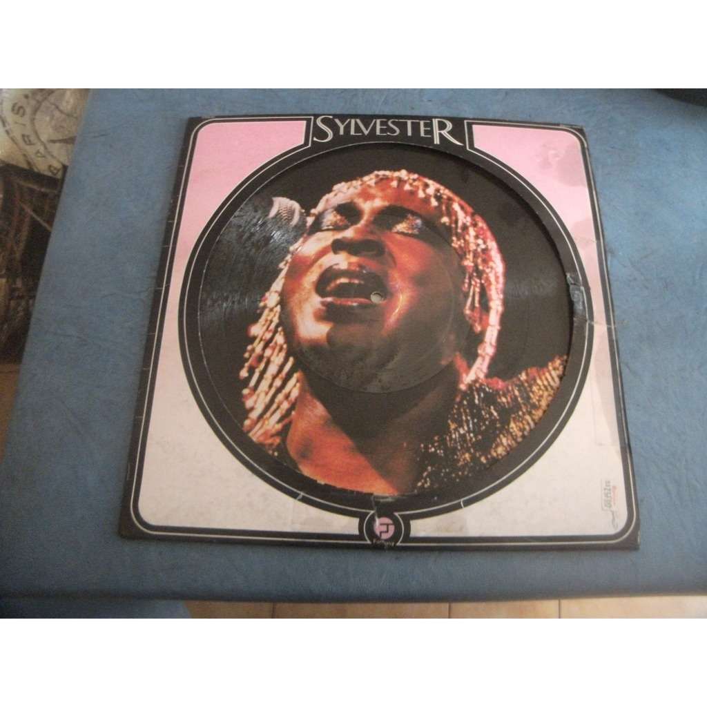 sylvester stars( picture disc)