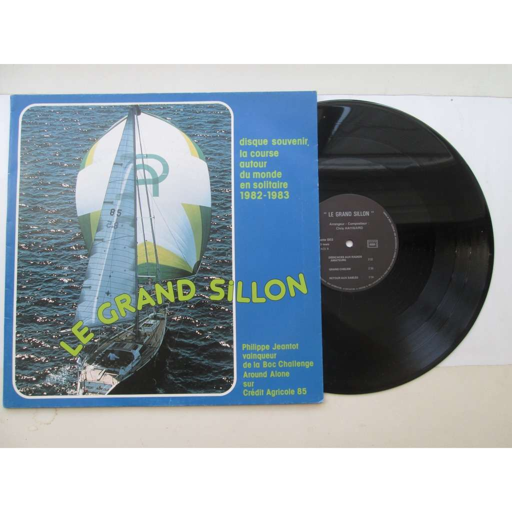 Chris HAYWARD / Philippe JEANTOT Le Grand Sillon