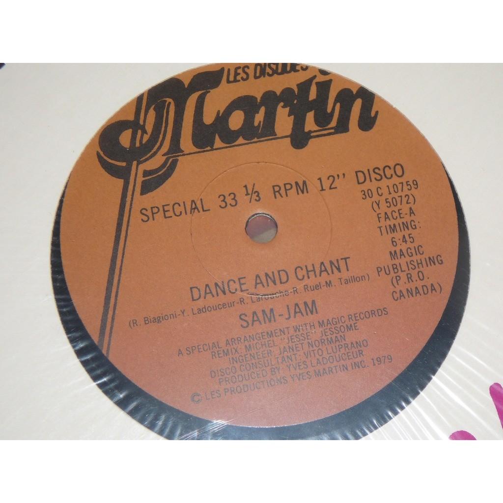 Sam - Jam Dance And Chant