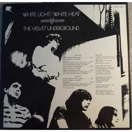 The Velevet Underground White Light / White Heat
