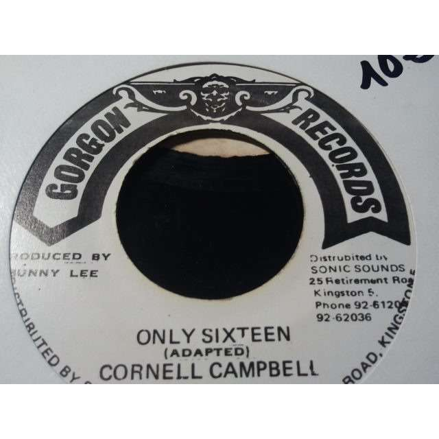 CORNEL CAMPBELL ONLY SIXTEEN / VERSION ORIG.