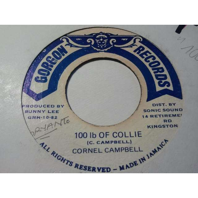 CORNELCAMPBELL 100 Ib Of Collie (HUNDRED POUNDS) / Version ORIG.